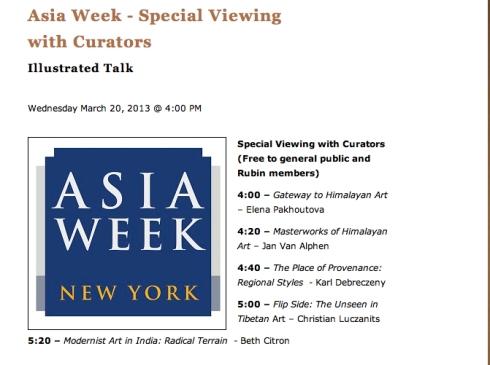 Asia Week
