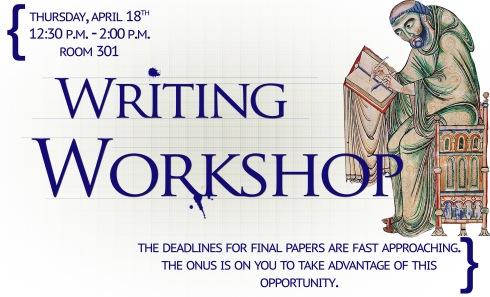 Writing Workshop_April 18