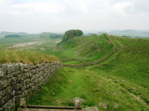 C Krinsky Hadrian-s Wall