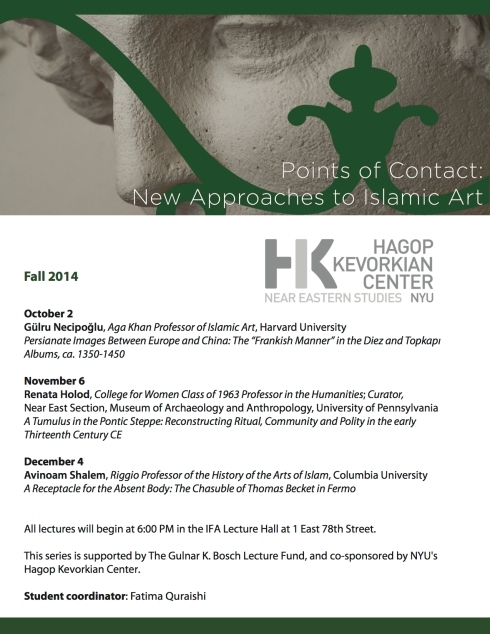 Points of Contact Poster-Fall 2014-2