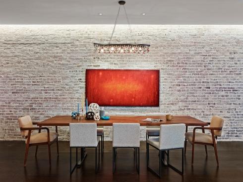 Tamara Eaton Design Soho loft