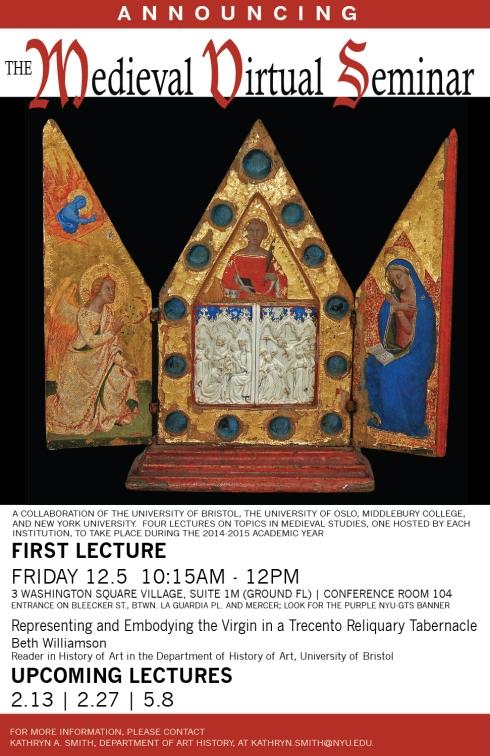 Medieval Virtual Seminar