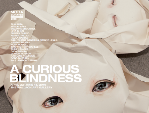 A Curious Blindness MODA