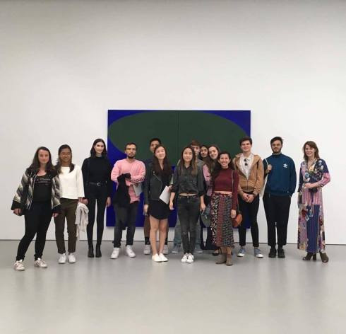 06 FAS_FALL 2017_Chelsea Gallery Tour September 30 2017